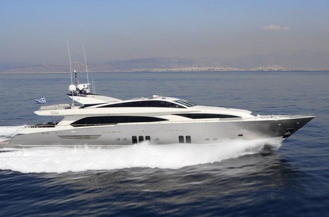 M/Y Dragon Yacht #18