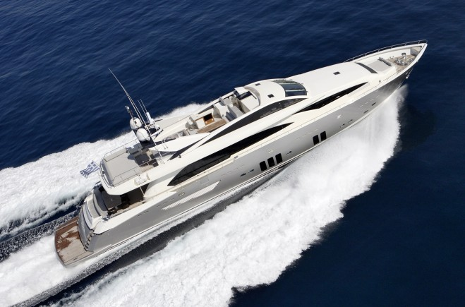 M/Y Dragon Yacht #8