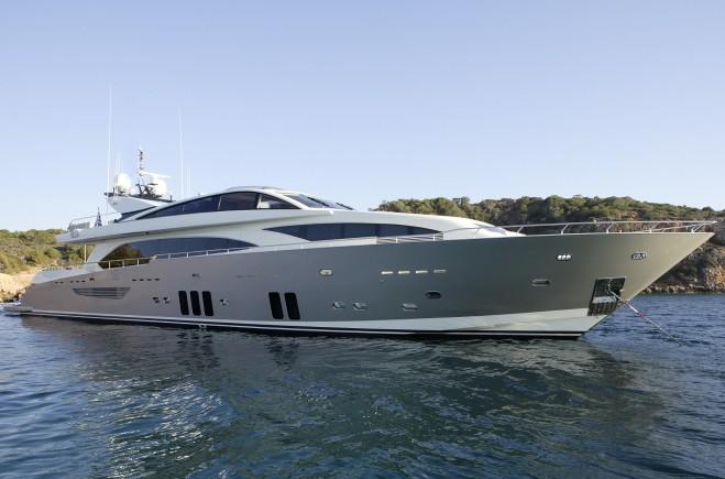 M/Y Dragon Yacht #1