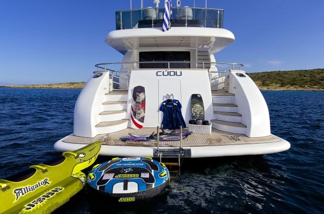 M/Y Cudu Yacht #2