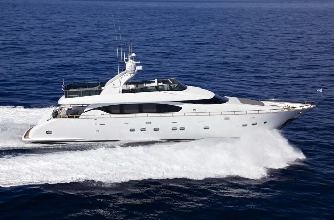 M/Y Cudu Yacht #1