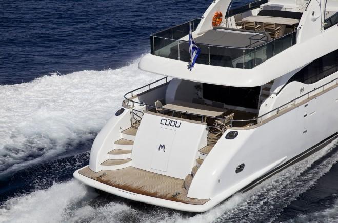 M/Y Cudu Yacht #6