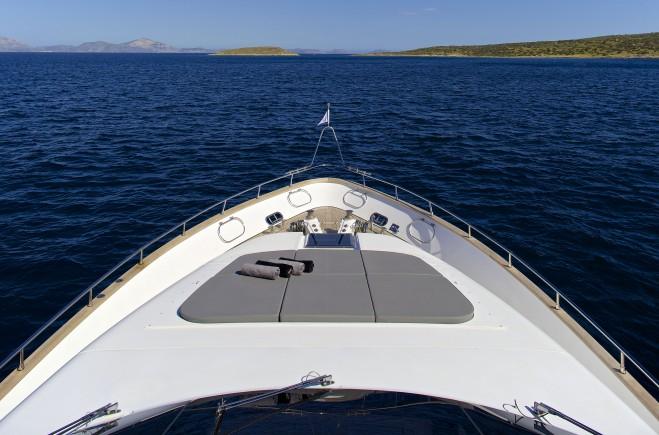 M/Y Cudu Yacht #13