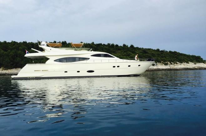 M/Y Grifo Yacht #1