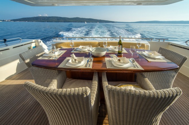 M/Y Grifo Yacht #6
