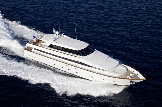 M/Y Let It Be Yacht #1