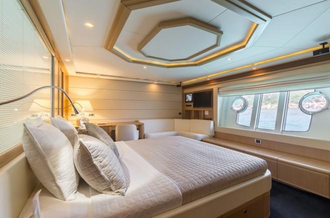 M/Y Porthos Sans Abri Yacht #22
