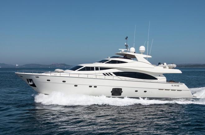 M/Y Porthos Sans Abri Yacht #1