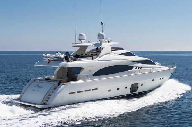 M/Y Porthos Sans Abri Yacht #7