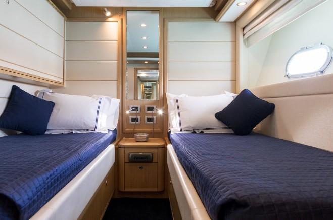 M/Y Porthos Sans Abri Yacht #24