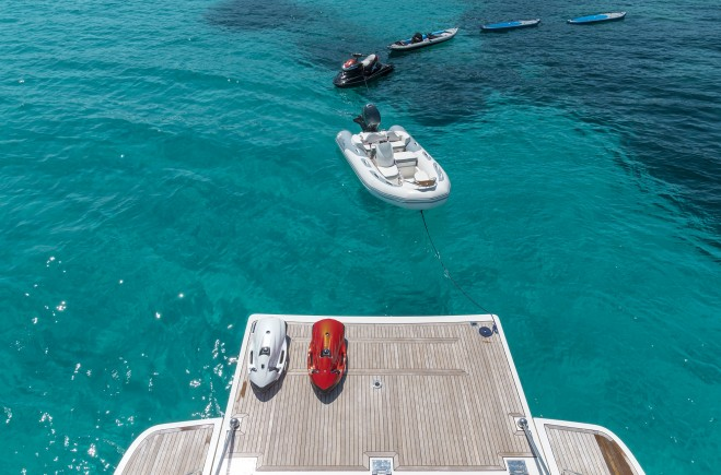M/Y Porthos Sans Abri Yacht #13