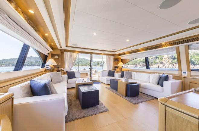 M/Y Porthos Sans Abri Yacht #17