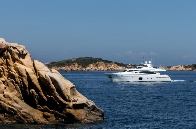 M/Y Porthos Sans Abri Yacht #12