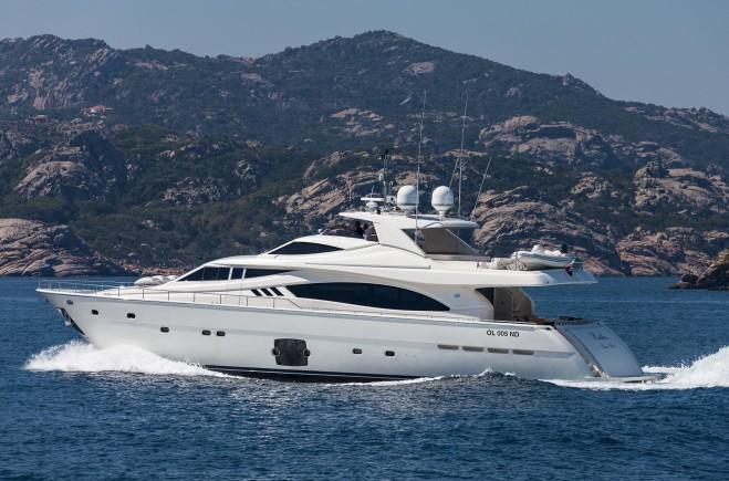 M/Y Porthos Sans Abri Yacht #8