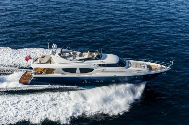 M/Y Mythos Yacht #1