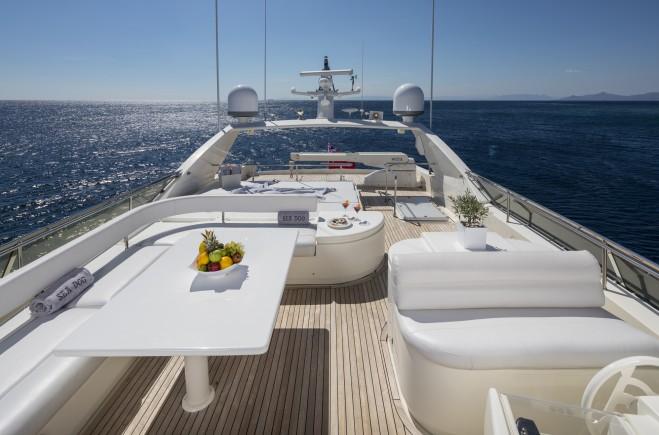 M/Y Sea Dog Yacht #7