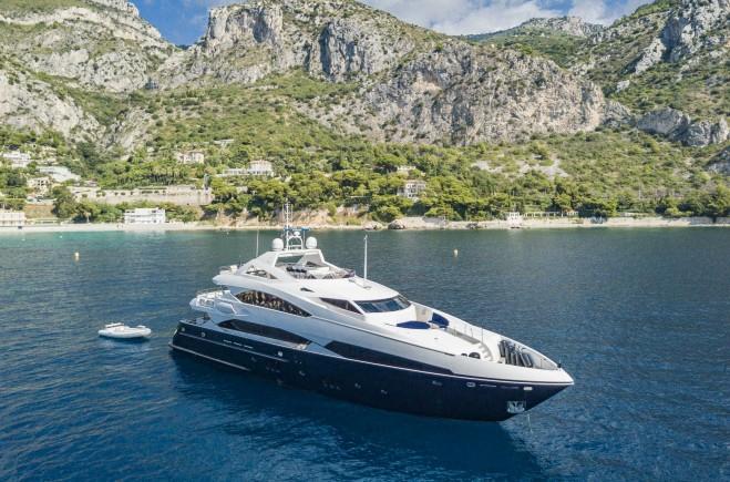 M/Y The Devocean Yacht #24