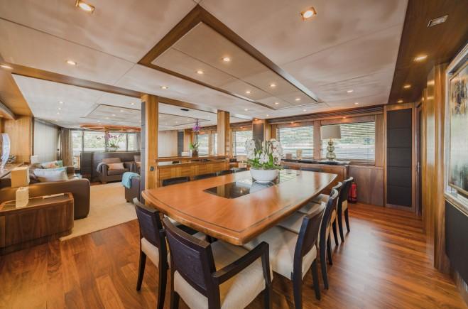 M/Y The Devocean Yacht #9