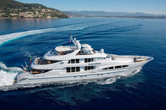 M/Y Blue Magic Yacht #1