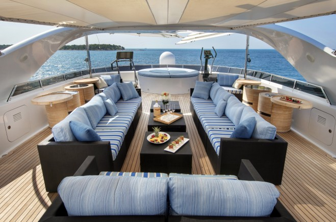M/Y Blue Magic Yacht #17