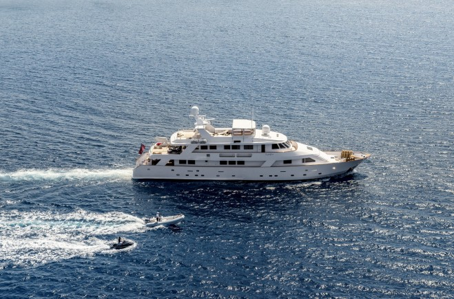 M/Y Superfun Yacht #1