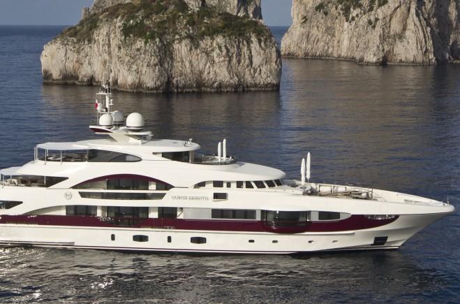 M/Y Quite Essential Yacht #1