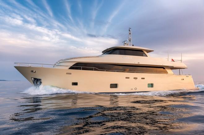 M/Y Grace Yacht #1