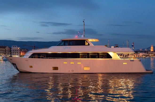 M/Y Grace Yacht #5