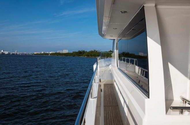 M/Y Silver Lining 74 Yacht #9