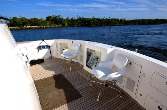 M/Y Silver Lining 74 Yacht #10