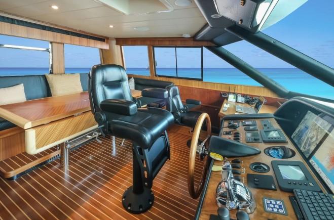 M/Y Silver Lining 74 Yacht #20