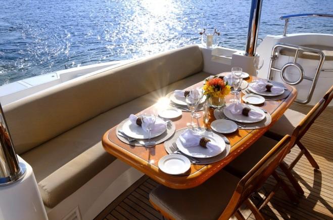 M/Y Silver Lining 74 Yacht #16