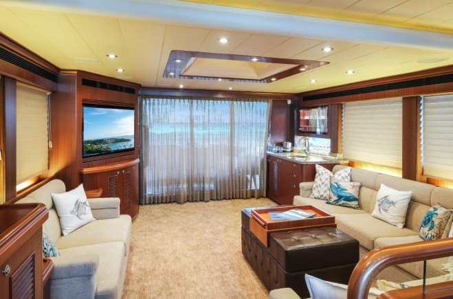 M/Y Silver Lining 74 Yacht #15