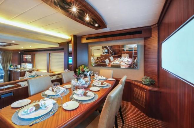 M/Y Silver Lining 74 Yacht #17