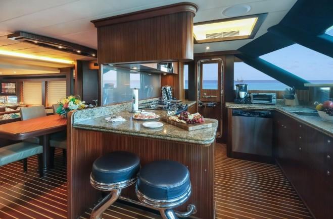 M/Y Silver Lining 74 Yacht #14