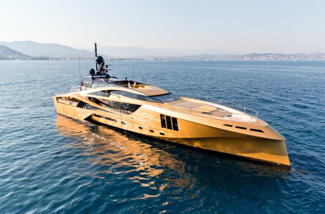Yacht #1