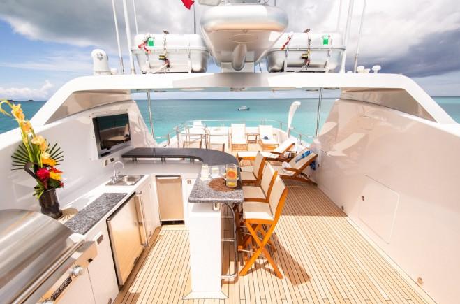 M/Y Just Enough Yacht #10