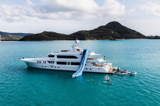 M/Y Just Enough Yacht #1