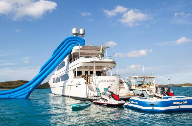 M/Y Just Enough Yacht #26