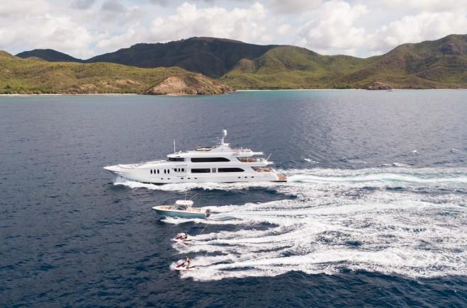 M/Y Just Enough Yacht #22