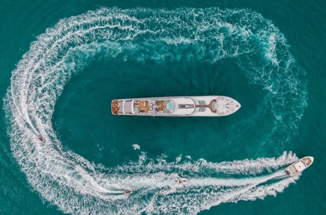 M/Y Just Enough Yacht #2