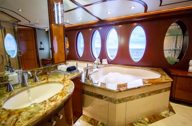 M/Y Just Enough Yacht #45