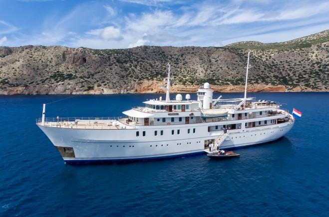M/Y Sherakhan Yacht #1