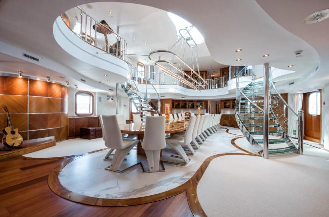M/Y Sherakhan Yacht #9