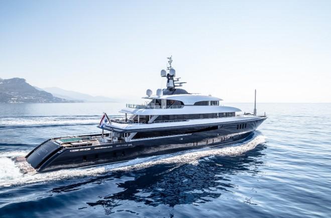 M/Y ICON Yacht #44