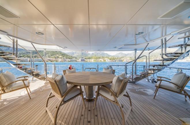 M/Y Oceana Yacht #5