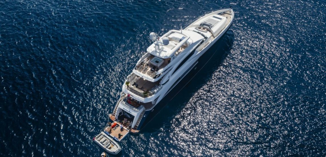 Satisfy Your Luxury Charter Craving With Princess Yachts