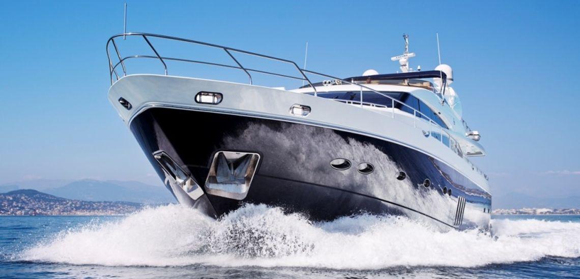 M Y Sono Sold 29m Princess Yacht