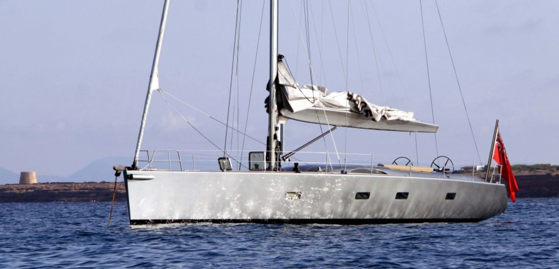 Sailing Yacht Gymir Sold