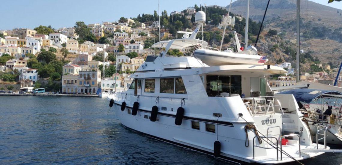 M/Y ZUZU - Hatteras Yacht for Sale